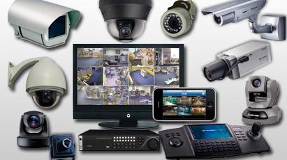 Sistemas de cámaras de seguridad