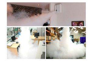 Sistemas de niebla de seguridad