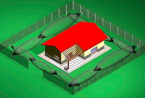 Instalación de sistemas perimetrales